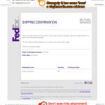 Fedex Scam